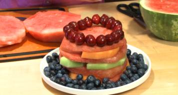 GFGL141-Fourth of July Fruitcake