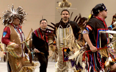 Common Ground 712: Powwow
