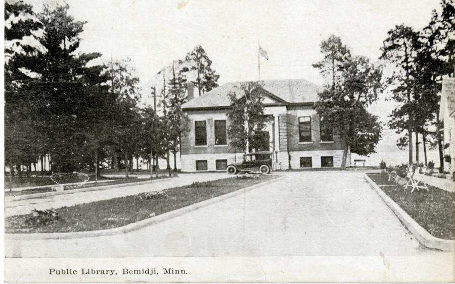 Carnegie Library Bemidji 2