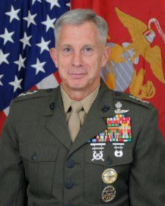 Lt. Gen. Thomas D. Waldhauser