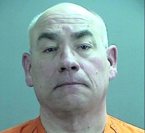 Danny James Heinrich in a booking photo.