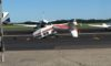 Two Planes Overturned At Bemidji Airport After Storm