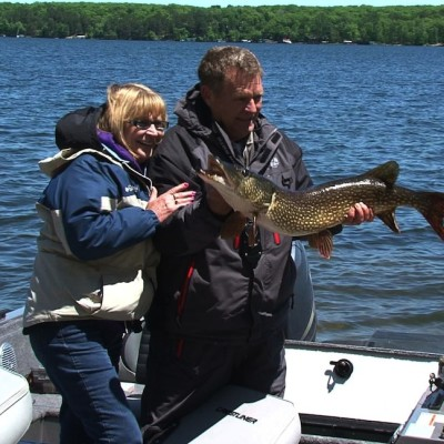 Dnr repeals northern pike regulations for two minnesota lakes for Dnr fishing regulations