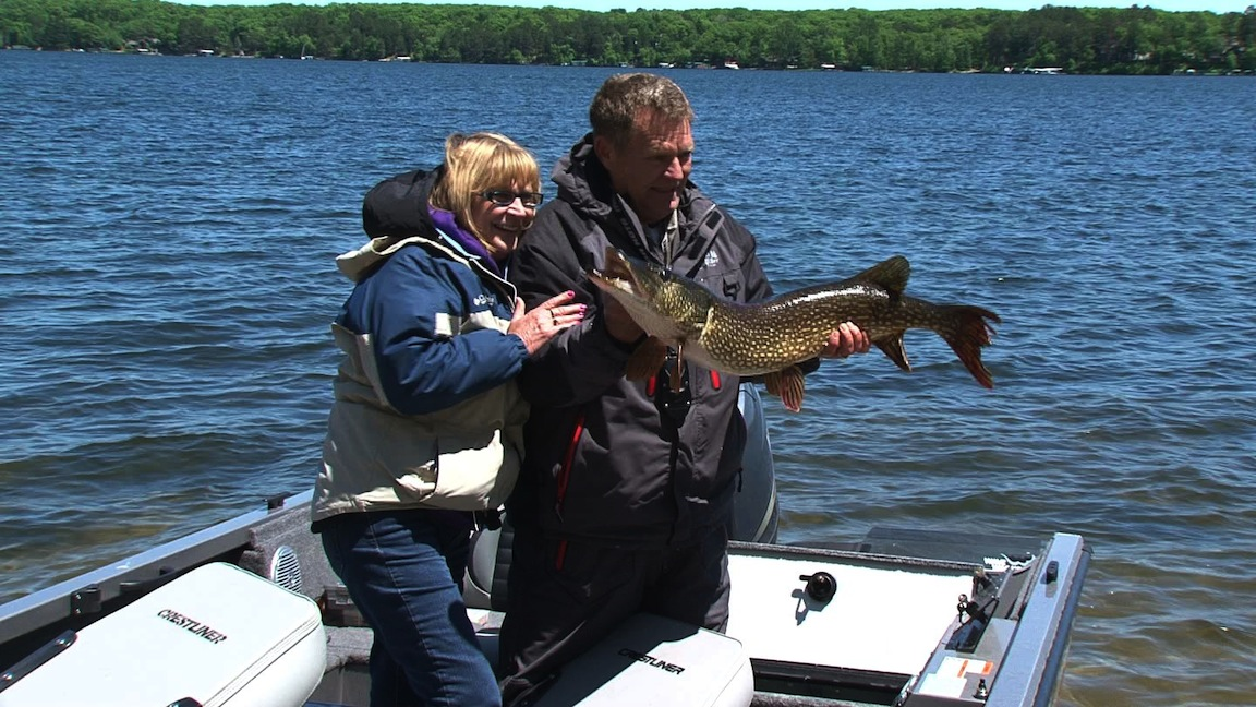 Dnr repeals northern pike regulations for two minnesota lakes for Minnesota fishing regulations