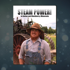 Steam Power DVD