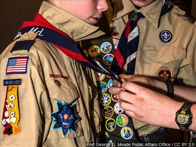 Boy Scouts Of America Will Welcome Girls By Next Year