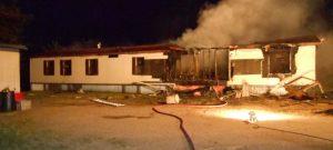 Hubbard County House Fire