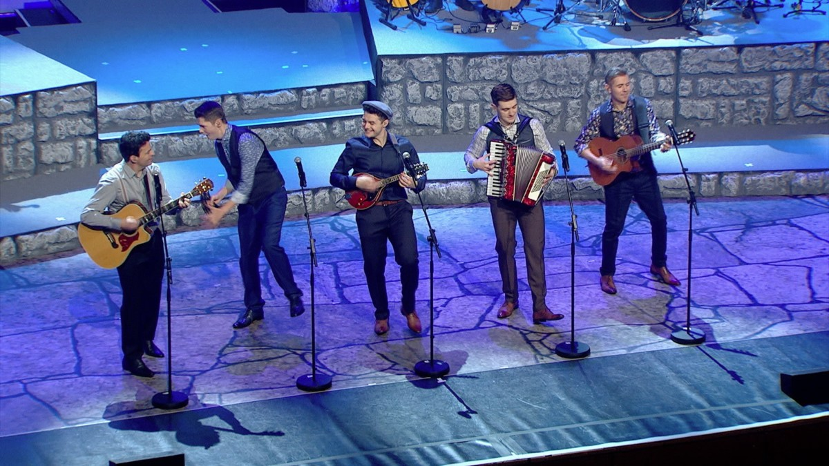 Celtic Thunder Island