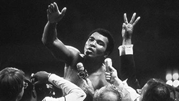 Muhammad Ali: Round Four:  The Spell Remains (1974-2016)