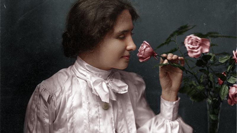 """American Masters """"Becoming Helen Keller"""""""