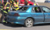 Pequot Lakes Students Experience Mock Car Crash